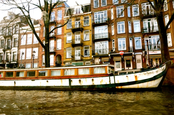 Took a boat tour through the canals on our last day. Learned that there are over 100 bridges throughout the city.