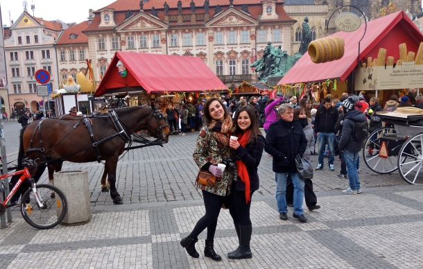 Prague Easter Market!