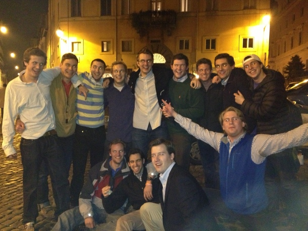 SAE reunion in Rome?